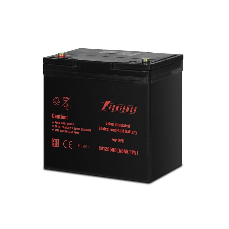 Батарея для ИБП POWERMAN CA 12500/UPS<br>Бренд: POWERMEN;