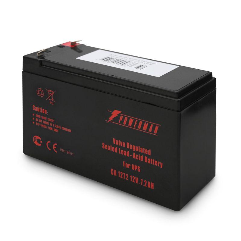 Батарея для ИБП POWERMAN CA 1272/UPS<br>Бренд: POWERMEN;