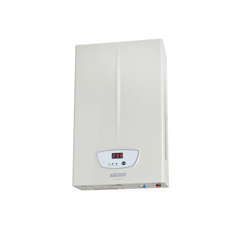 Стабилизатор POWERMAN AVS 3000S<br>Бренд: POWERMEN; Вид: Настенный; Входное напряжение: 110-260 В; Выходное напряжение: 220  ± 8% (202 - 237) В; Габариты: 430х250х80 мм; Гарантия: 1 год; Модель: AVS 3000S; Максимальная мощность: до 3000 ВА; Напряжение срабатывания защиты от повышенного выходного напряжения: 255 ± 5 В; Напряжение срабатывания защиты от пониженного выходного напряжения: 180 ± 5 В; Диапазон рабочих температур: От 0°С до 40°С; Номинальная мощность: 3000 ВА; Срабатывание термозащиты при повышении температуры трансформатора: 120 ± 10 °С; Время переключения: не более 5-7 мс; Степень защиты: IP 20; Страна производитель: Китай; Вес: 7,16 кг; Комплектация: Руководство по эксплуатации;