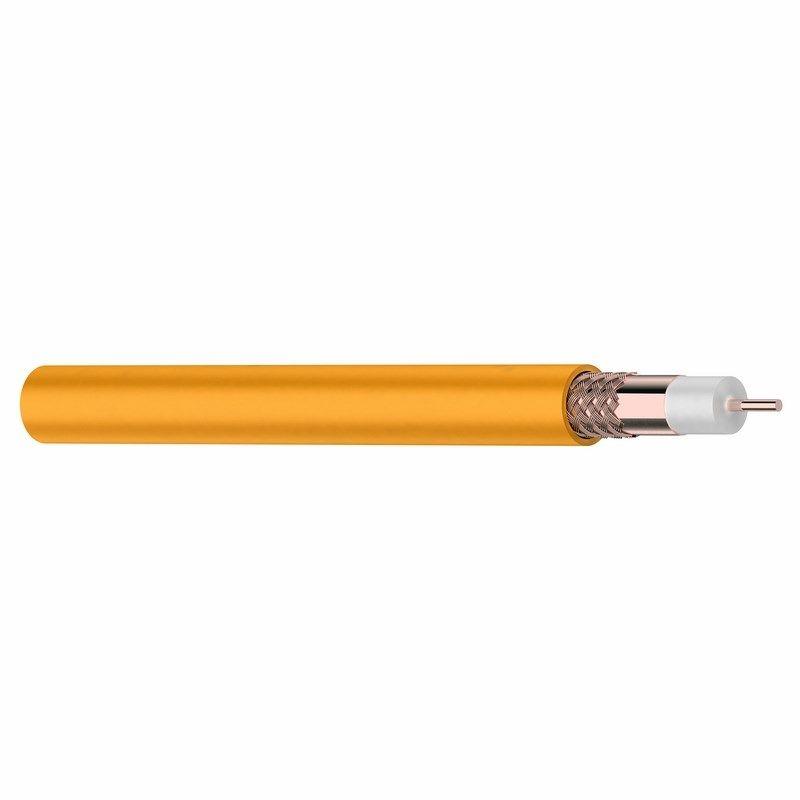 Кабель SAT 703 B нг(А)-HF, Cu/Al/Cu, (75%), 75 Ом, 100м, REXANT<br>Бренд: REXANT;