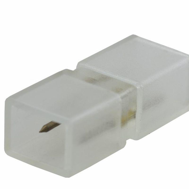 Коннектор соединительный для LED ленты 220В SMD 3528<br>Бренд: Neon-Night;
