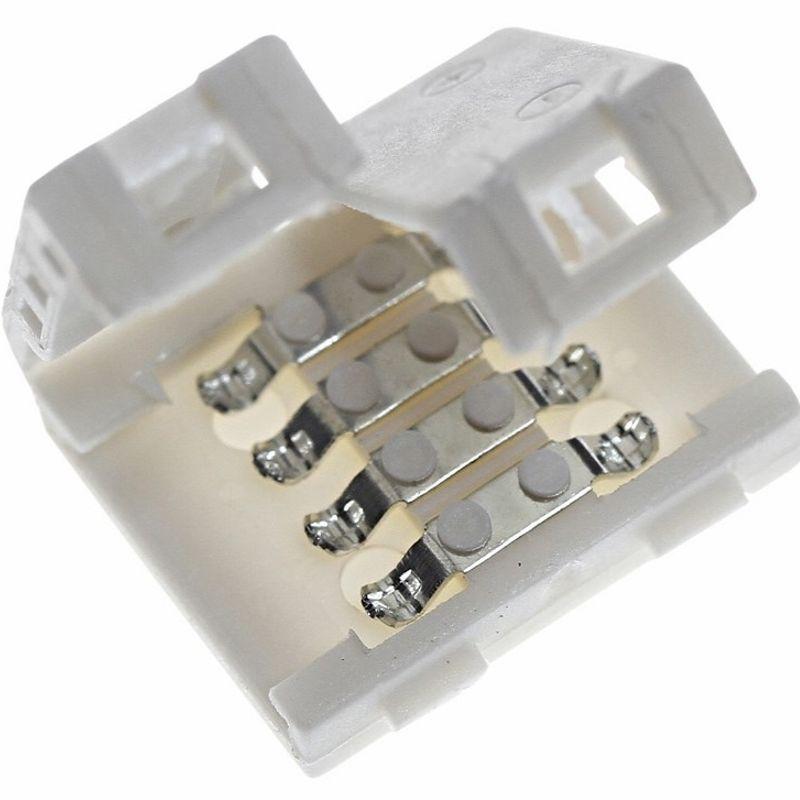 Коннектор стыковочный для RGB светодиодных лент шириной 10 мм Neon-NightКоннектор для светодиодной ленты<br><br>Бренд: NEON-NIGHT;