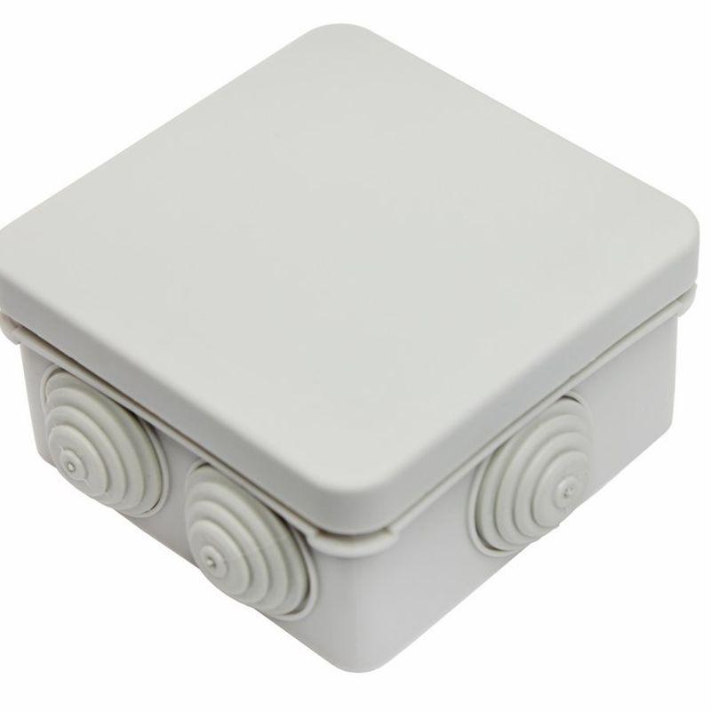 Коробка распаячная для о/п 80х80х40<br>Бренд: Промрукав;