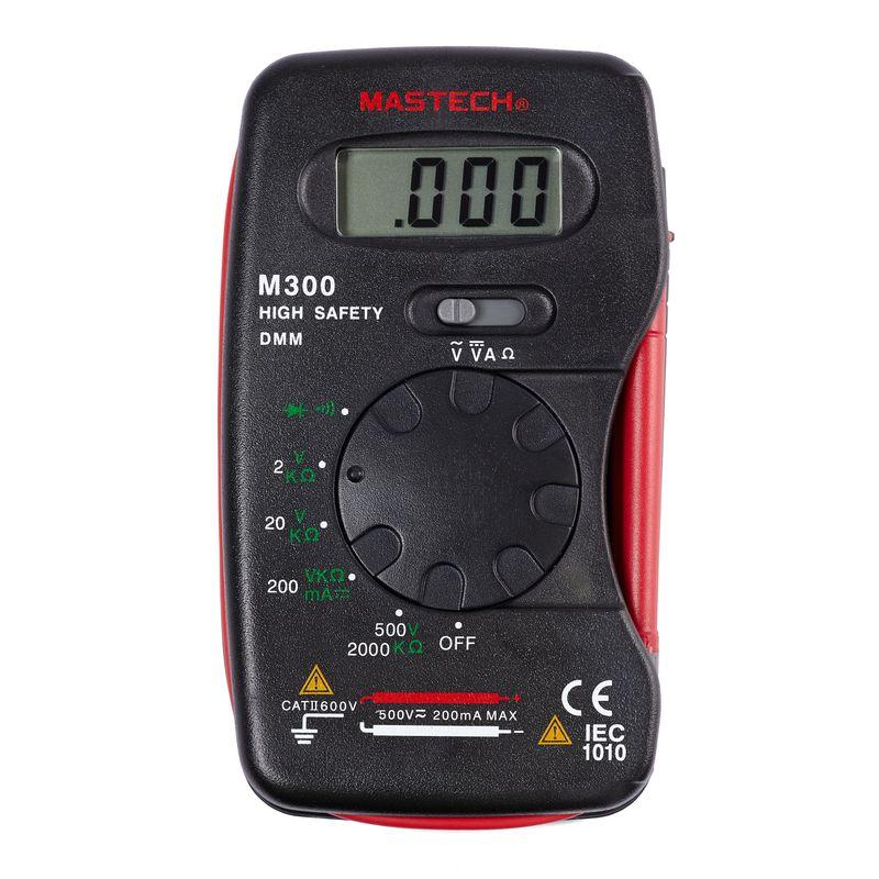 Портативный мультиметр M300 MASTECH<br>Бренд: Mastech;