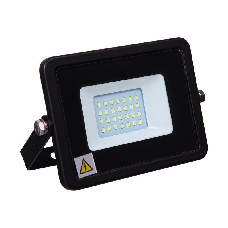 Прожектор светодиодный тонкий, 20Вт Теплый Белый<br>Бренд: LAMPER; Артикул: 601-326; Тип: Светодиодный; Тип отражателя: Гладкий; Цвет свечения: Теплый белый; Цветовая температура: 3000 К; Угол обзора: 145 °; Номинальное напряжение: 220-230 В; Мощность: 20 вт; Материал корпуса: Алюминий; Срок службы: 50000 ч; Степень защиты: IP 65; Вес: 0,327 кг; Температура эксплуатации: От -40°С до +50°С; Габариты: 180х140х95 мм; Страна производитель: Китай; Количество в упаковке: 1;