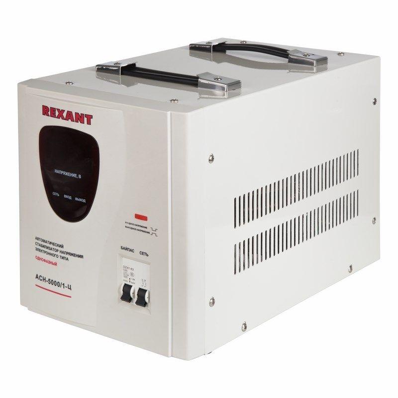 Стабилизатор напряжения Rexant АСН -5000/1-Ц<br>