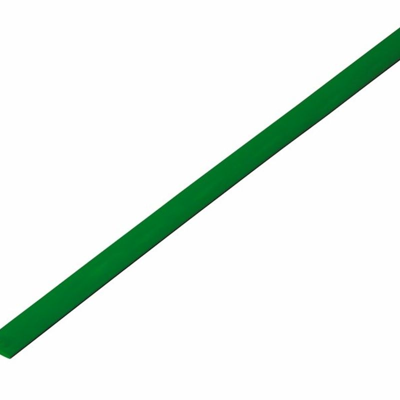 Термоусадка зеленая 4,0/2,0 мм 1м REXANT<br>