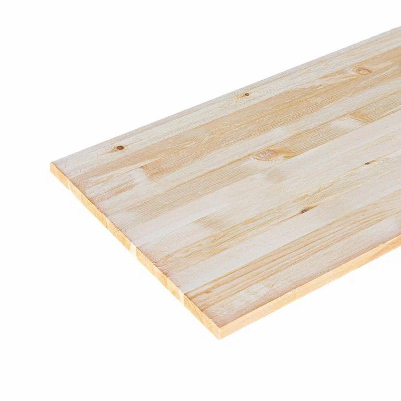Щит мебельный 18х400х2500 мм (сорт АВ)Предназначен для использования при производстве мебели: фасадов, кухонных и рабочих столов, лестниц, подоконников, а так же используется для внутренней отделки помещений.<br><br>Порода древесины: хвойные породы.<br>Влажность: не более 18%.<br>Количество в упаковке: продается поштучно.<br>Производитель: Россия.<br><br>Сопутствующие: ножовка по дереву, гвозди, саморезы, рулетка, лак.<br>Тип: Сращенный; Сорт: Сорт AВ; Полода дерева: Сосна; Длина: 2500 мм; Ширина: 400 мм; Толщина: 18 мм; Вес: 12 кг;