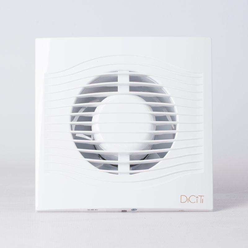 Вентилятор D100 Slim 4C