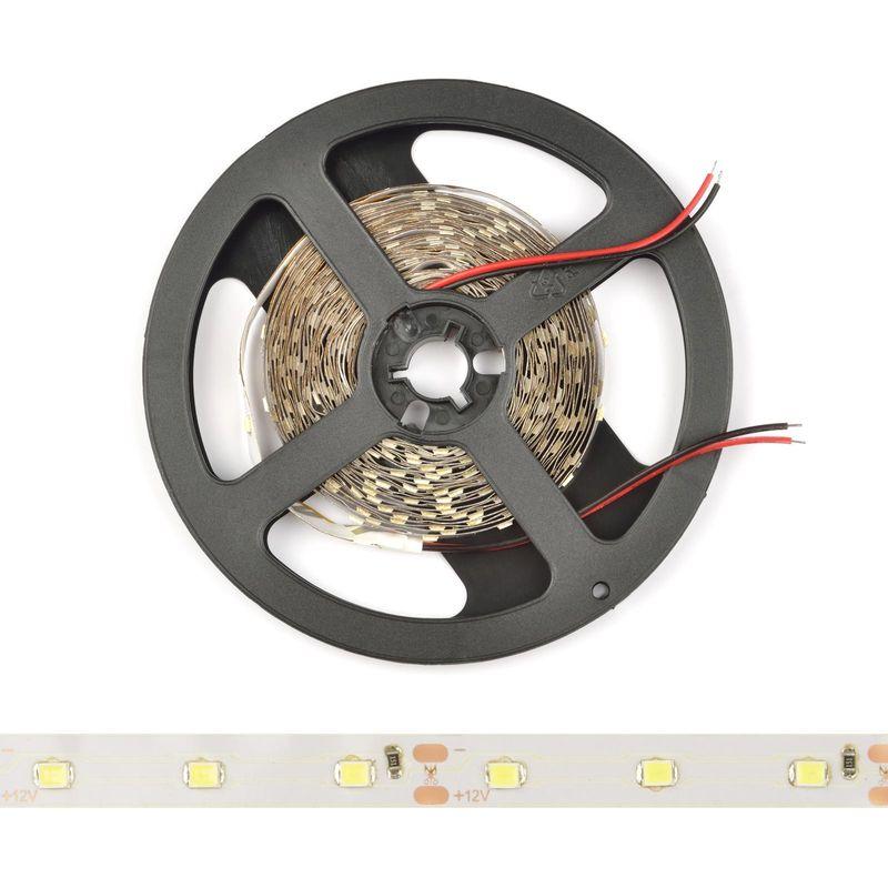 Купить Гибкая светодиодная лента Uniel ULS-Q921 2835-60LED/m-8mm-IP20-DC12V-4, 8W/m-5M-DW катушка 5 м дневной белый свет