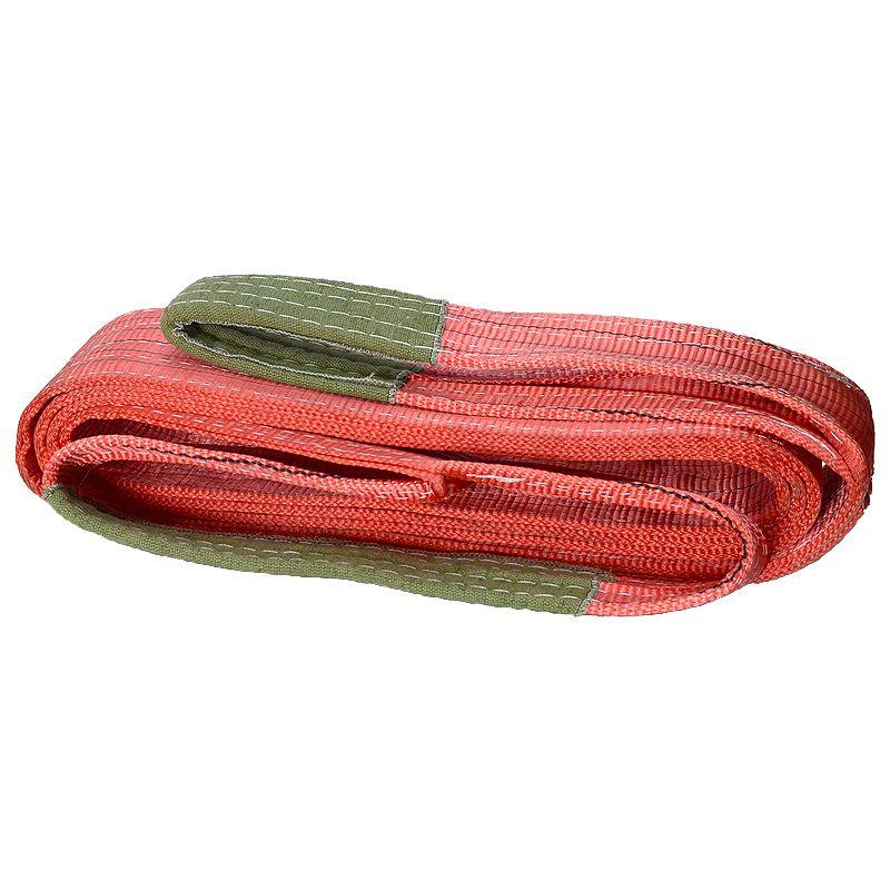 Строп текстильный СТП 6м.п. 5тон<br>Вид: Текстильный ленточный; Тип: Петлевой; Название: Стп; Длина: 6; Грузоподъемность: 5 т;