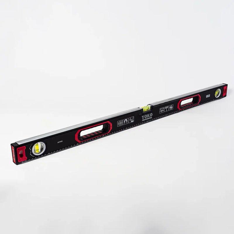 Уровень 100 см, с магнитом Yoko Professional