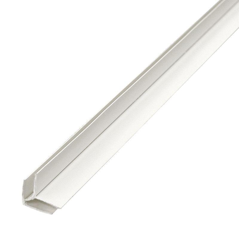 Уголок S 101 (внешний), 3мУголки могут быть самых разных размеров, сфера применения -<br>скрыть щели на стыках панелей при монтаже.<br>Бренд: Пвх centurion; Размер полки: 20 мм; Длина: 3000 м; Ширина: 20 мм; Материал: Пвх; Цвет: Белый;