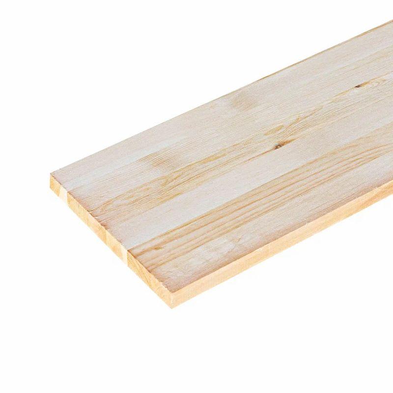 Щит мебельный 18х200х1200 мм (сорт АВ)