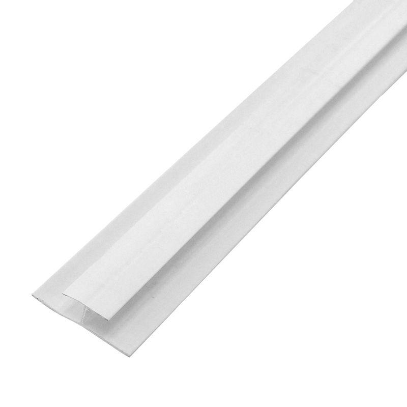 Профиль S 103 (соединительный), 3мСФЕРА ПРИМЕНЕНИЯ: Соединительный профиль в виде буквы Н предназначен<br>для скрепления двух панелей между собой в одной плоскости.<br>ширина нижней полки - 50 мм<br>ширина верхней полки - 36 мм<br><br>Бренд: Полимер; Размер полки: 25 мм; Длина: 3 м; Ширина: 10 мм; Материал: Пвх; Тип профиля: Соединительный; Цвет: Белый;
