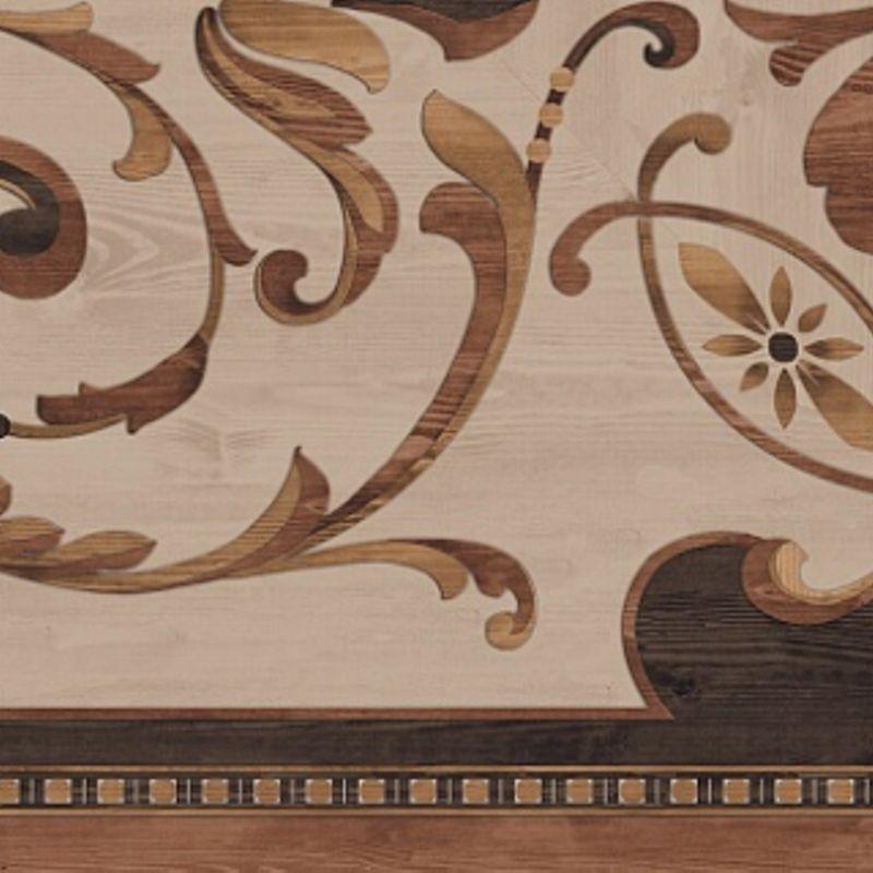 Керамогранит Гранд Вуд левый обрезной DD570700R, 800х1600х11мм, Kerama Marazzi