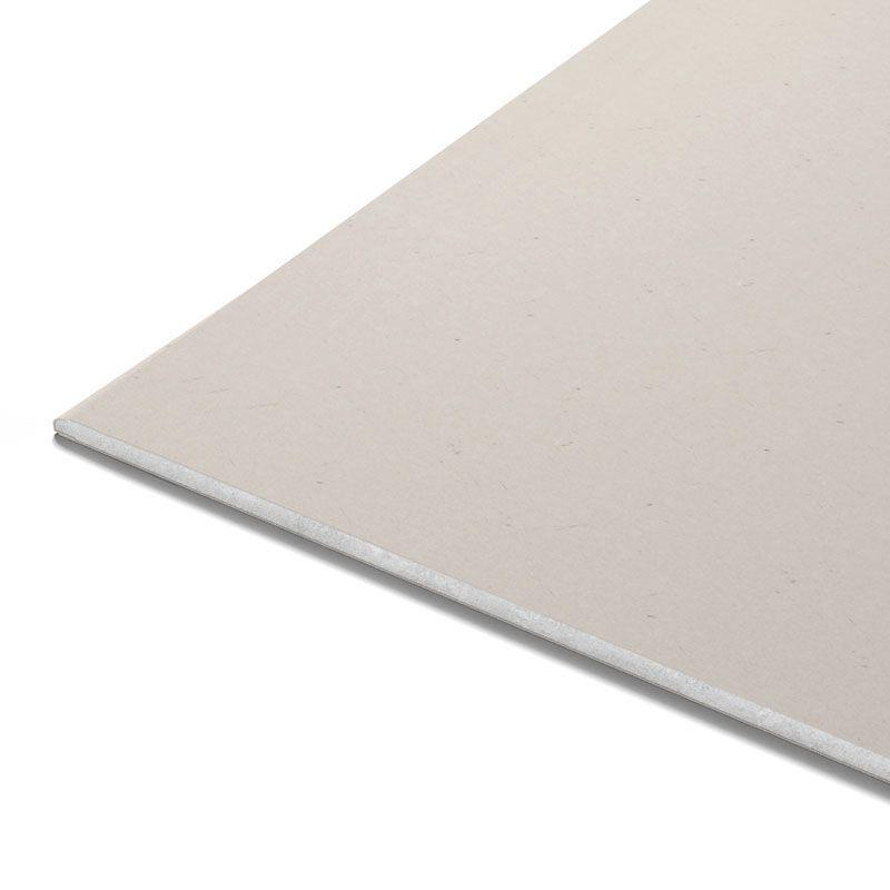 Лист гипсокартонный Гипсополимер, 2500×1200×9,5 мм