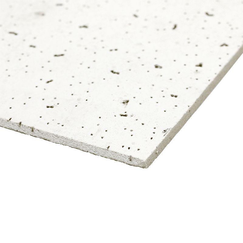 Купить Плита потолочная Енисей-Ангара 600х600х7 мм, Без бренда, Белый, Минеральное волокно, Китай