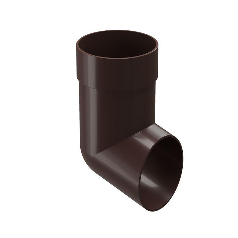 Наконечник трубы шоколад ДёкеСлужит для вывода воды из водосточной трубы.<br><br>Бренд: Docke; Коллекция: Standard; Диаметр трубы: 85 мм; Диаметр желоба: 120 мм; Угол изгиба: 90 °; Материал: Пластик; Длина: 185 мм; Толщина: 0,5 мм; Покрытие: Пластик; Сечение: Круглое; Цвет: Коричневый; Цвет производителя: Шоколад; Область применения: Для пвх водосточки; Страна производитель: Россия; Вес: 0,19 кг;