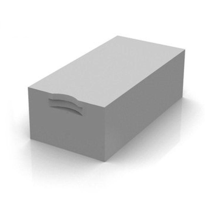 Блок газобетонный Твинблок 625х250х300 мм, D600 г.Березовский