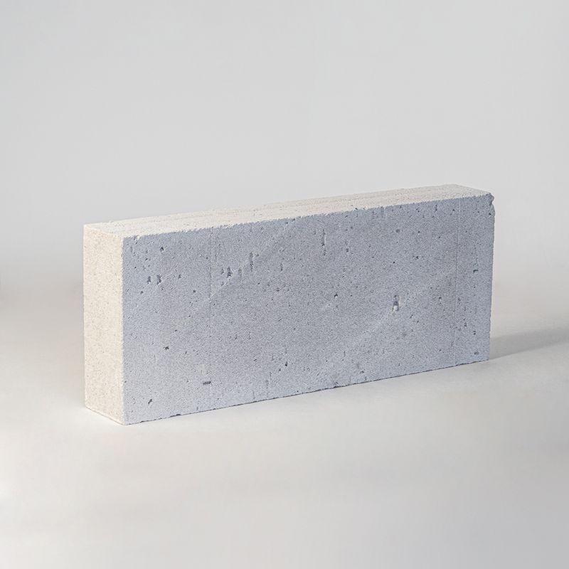 Блок газобетонный Пораблок 625х250х100 мм, D500
