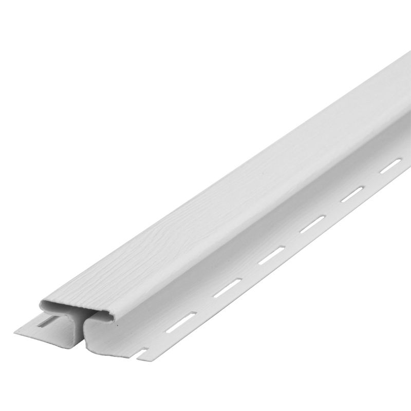 Купить со скидкой Профиль H белый FineBer 3,05 м