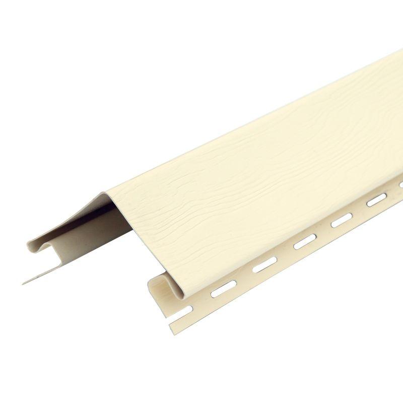 Угол наружный (св.желтый (шам.)), 3,05м Файн БирПрименяется в качестве оконной или дверной накладки (окантовка дверных и<br>оконных проемов), а также для декоративной отделки проемов.Кроме того,<br>J-профиль используется для завершения обшивки сайдингом фронтона дома.<br><br><br><br><br><br><br><br><br><br>Бренд: FineBer; Длина: 3050  мм.; Ширина: 112  мм.; Покрытие: Винил; Толщина: 0,96-1,2  мм.; Цвет: Желтый; RAL: -; Температура монтажа: От -20 до +30 °С; Температура эксплуатации: От -50 до +50 °С; Срок эксплуатации: 50 лет; Дизайн: Под дерево; Цвет производителя: Светло-желтый; Вес: 3; Количество в упаковке: 10  шт.;