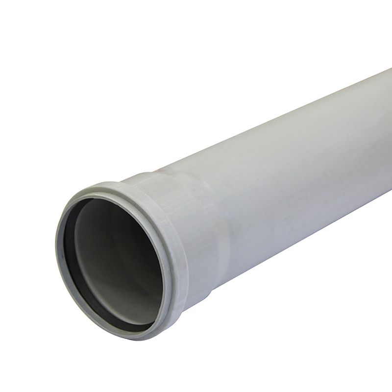 Труба канализационная 110х2,2х500Труба канализационная 110 производится из полипропилена и служит для устройства канализационных систем внутри жилых, административных, производственных зданий для транспортировки хозяйственно-фекальных стоков.<br>Канализационные трубы 110 из полипропилена в 15-20 раз легче аналогичных труб из чугуна, толщина стенки составляет 2,5 мм. Трубы устойчивы к воздействию горячей воды до 95оС и к химическим моющим средствам. Не требуют покраски или подготовительной подготовки, легко соединяются между собой, благодаря наличию раструба с уплотнительным кольцом, высокая эластичность элементов и соединений позволяет гарантировать надежную работу системы не менее 50 лет. Рабочее давление соединений – до 1 атмосферы.<br><br>Страна производитель: Россия; Бренд: Без бренда; Тип канализации: Внутренняя; Диаметр: 110 мм; Длина: 500 мм; Толщина стенки: 2,2 мм; Материал: Полипропилен; Цвет: Серый; Максимальная рабочая температура: + 95 °C; Срок службы: 50;