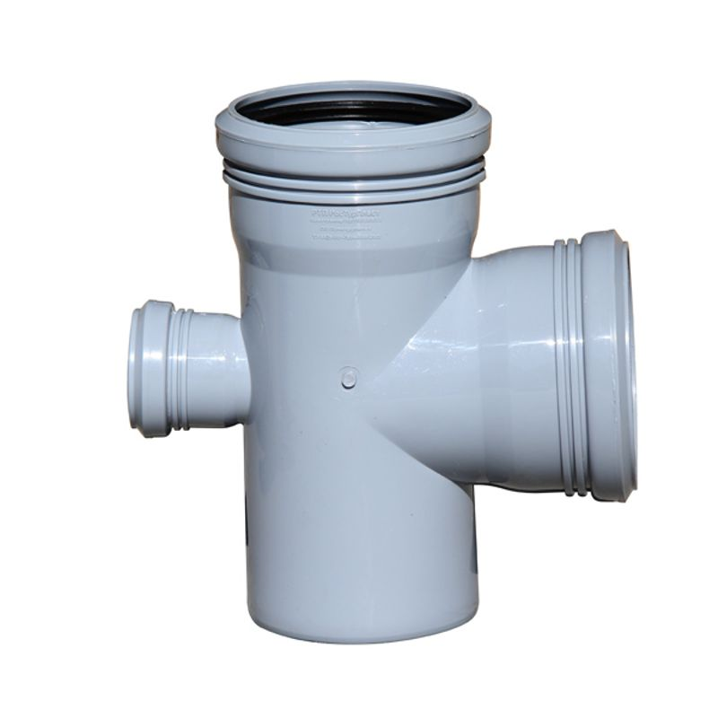Крестовина канализационная 110х110х50х87,5°С
