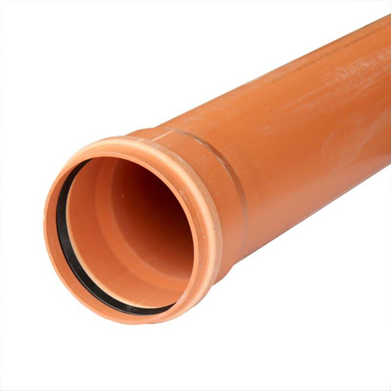 Труба канализационная наружная 160х4,0х3000