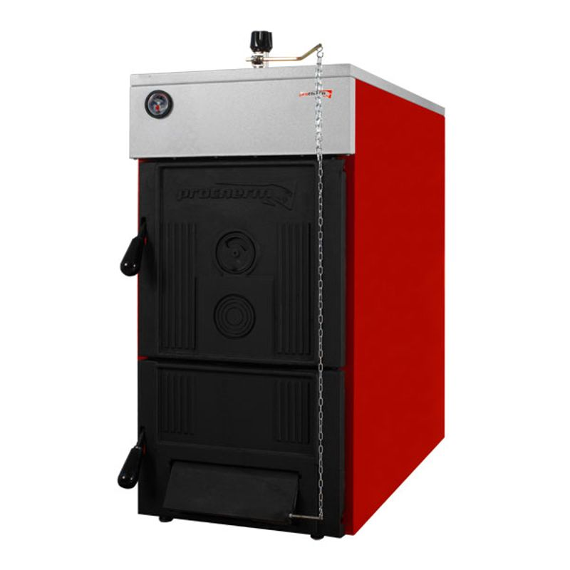 Твердотопливный напольный котел Protherm Бобер 20 DLO (0010018860)Котел твердотопливный напольный БОБЕР 20DLO (18/19 кВт, дрова/уголь, чугун,Dдым150) PROTHERM<br><br>Напольный котёл Бобёр, работающий на твёрдом топливе. Имеет один отопительный контур и мощность 18/19 кВт.<br><br>НАЗНАЧЕНИЕ:<br><br>Котлы Бобёр используются как для отопления небольших бытовых помещений, вроде загородных домов или коттеджей, так и для промышленных и производственных помещений, также небольшой площади. Все модели, кроме 50DLO и 60DLO могут быть использованы в системах как с естественной, так и принудительной циркуляцией. Эти две модели могут быть использованы исключительно с принудительной циркуляцией.<br><br>ПРЕИМУЩЕСТВА:<br><br>Твердотопливные котлы надёжны, удобны и долговечны, плюс не требуют подключения к электросети.<br>Теплообменник из чугуна надёжно защищён от кислот и образованию коррозии.<br>Температура отопления регулируется с помощью автоматического регулятора с термостатикой.<br>Наверху котла находится также воздушный регулятор &amp;ndash; для защиты от горячего воздуха, выходящего из камеры сгорания.<br><br>РЕКОМЕНДАЦИИ:<br><br>Используйте в качестве топлива для котлов Бобёр уголь с зернистостью не менее 40 мм и поленья диаметром от 40 до 180 мм. Влажность древесины должна быть не более 20%, поэтому всё топливо надо хранить в сухом и надёжном месте.<br><br>МЕРЫ ПРЕДОСТОРОЖНОСТИ:<br><br>При возникновении в одном помещении с котлом испарений от лакокрасочных покрытий или утечки газа&amp;nbsp;перво-наперво&amp;nbsp;рекомендуется отключить котёл от сети. Затем выключите газ, откройте окна и позвоните в службу технической поддержки по котлам, чтобы вызвать мастера.<br>Страна производитель: Словакия; Бренд: Protherm; Модель: Бобер 20dlo; Мощность: 18/19 кВт; Вид топлива: Пеллеты; Количество контуров: 1; Диаметр дымохода: 150 мм; Сторона подключения: Подключение сзади; Материал: Чугун; Дополнительные функции: Регулятор тяги; Дополнительные функции: Термостатический регулятор; Шир