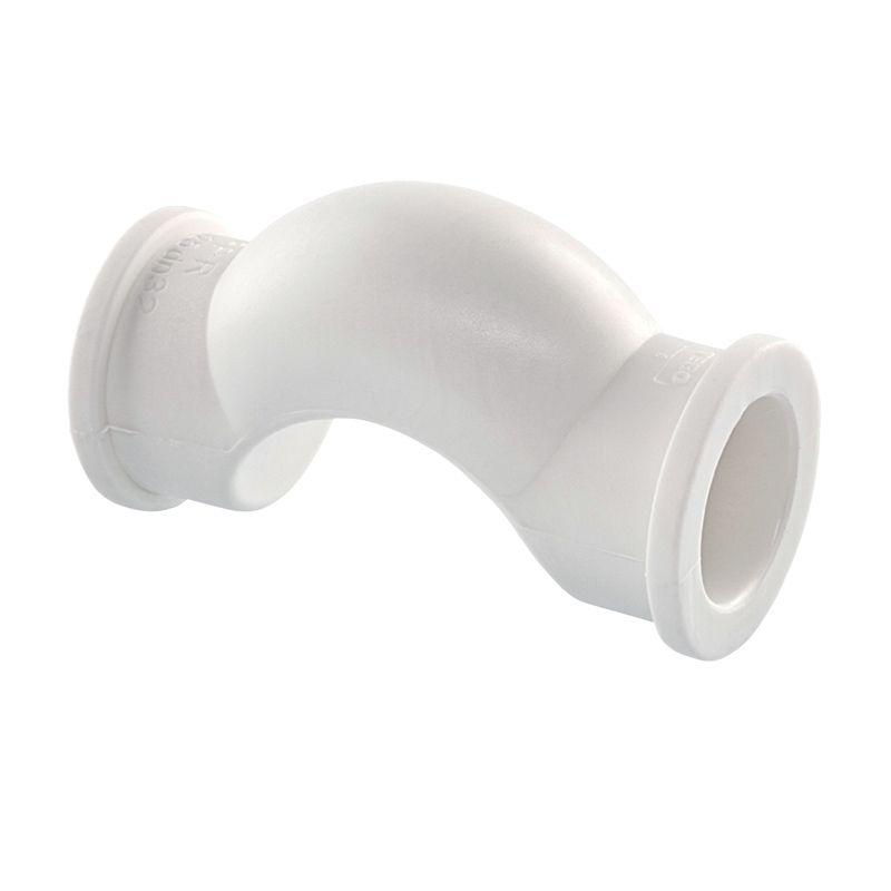 Обводное колено TEBO полипропиленовое раструбное 20Предназначена для огибания трубы при пересечении трубопроводов.<br><br>Производитель: Турция.<br><br>Технические характеристики:<br>Рабочая температура: +90С.<br>Максимальное давление: 20 атмосфер.<br>Тип: Раструбное; Диаметр: 20 мм; Материал: Полипропилен; Цвет: Белый; Давление: 20 Бар; Максимальная рабочая температура: до + 95 °C; Сфера применения: Горячее водоснабжение; Бренд: TEBO; Страна производитель: Турция;