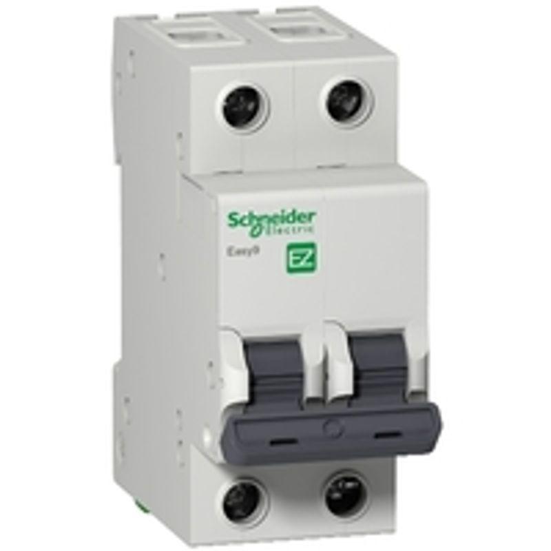 Выключатель автоматический модульный 2п C 25А 4,5кА EASY9 =S= SchE EZ9F34225