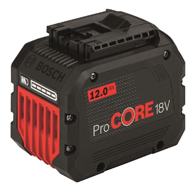 Блок Bosch (Li-Ion ProCORE18V 12.0 Ач) аккумуляторный