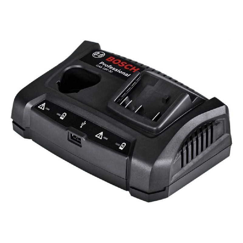 Зарядное устройство Bosch GAX 18V-30 аккумуляторное