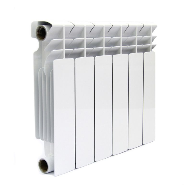 Купить со скидкой Радиатор биметаллический RADENA BIMETALL CS350 6 секций