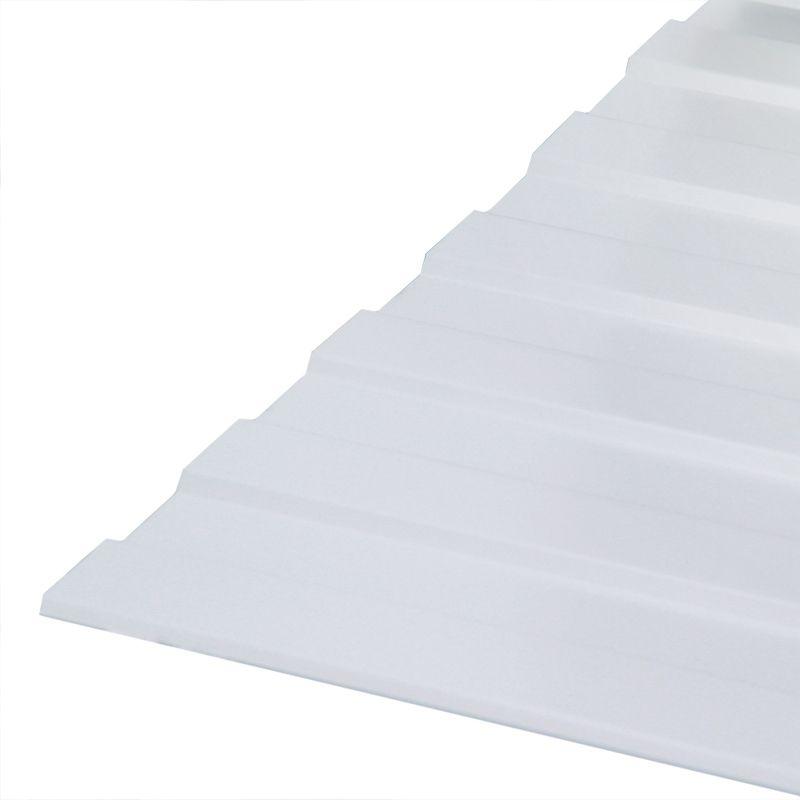 Профнастил С-8 1200*(ПЭ-9003-0,45 мм) Белый<br>RAL: 9003; Монтажная ширина: 1150 мм; Тип профиля: С-8; Цвет: Белый; Толщина: 0,45 мм; Ширина: 1200 мм; Покрытие: ПЭ (полиэстер); Производитель: Металлпрофиль;