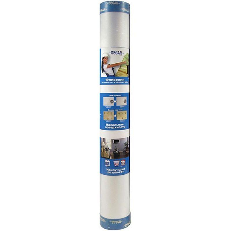 Холст флизелиновый (1мх25м) плотн. 130гр Oscar Fliz OsF130