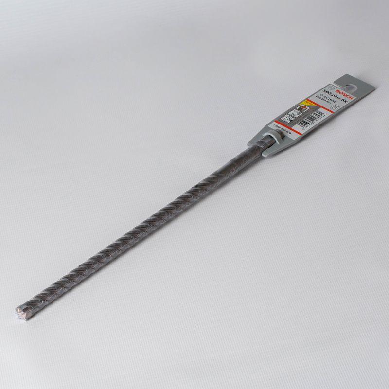 Бур 10-265мм SDS+ (200мм), BOSCH<br>Бренд: Bosch; Модель: 10-260мм sds+ 200мм; Код производителя: 2608585047; Тип: С большим углом наклона канавки; Тип хвостика: SDS-plus; Тип спирали: Одинарный; Область применения: Бетон, кирпич; Общая длина: 265 мм; Рабочая длина: 200 мм; Диаметр: 10 мм; Количество в упаковке: 5 шт; Размеры: 10х265 мм; Родина бренда: Германия; Страна производитель: Германия; Вес: 0,105 кг;
