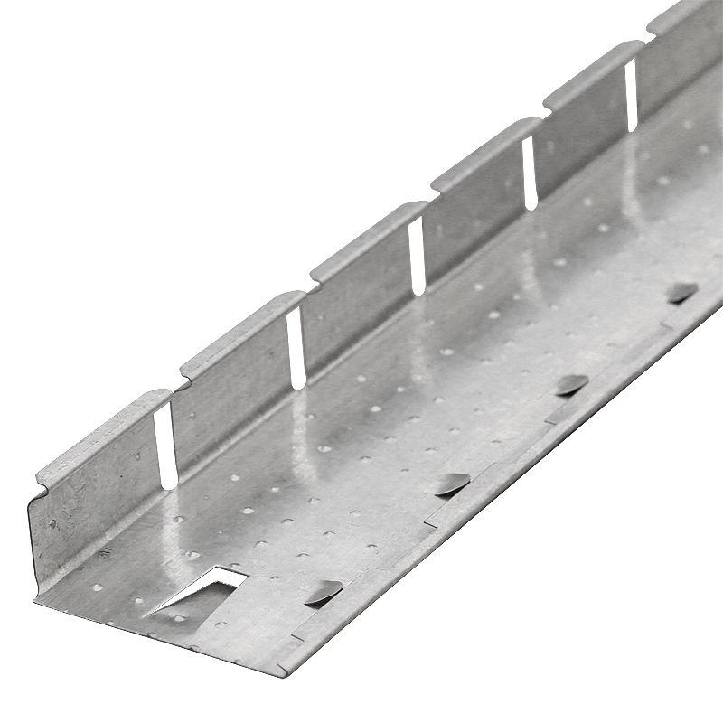Профиль гибкий FLEXT 60х27х0,45, R-400мм, L-1м (1п.м. профиля = 2шт)