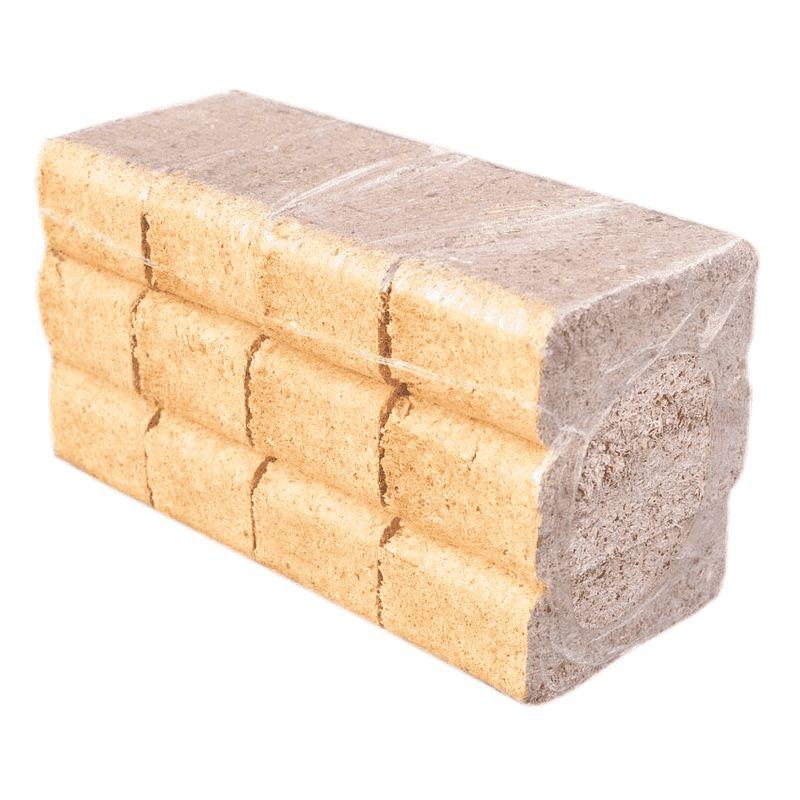 Евродрова РУФ 12 шт 10 кгТопливные брикеты, или евродрова – твёрдое биотопливо, изготавливают его<br>из переработанных деревьев, в том числе из щепы и опилок. Чаще всего<br>береза и хвойные породы.Так как у брикета высокая плотность, то горит он<br>довольно долго.<br>Физические свойства:<br>Влажность - 8%<br>Теплота сгорания - от 4560 кКал/кг<br>Содержание золы - 1%<br>Горят в 2 раза дольше традиционных дров<br>Технические характеристики:<br>Упакованы в пакеты ПВЭД по 12 штук, вес упаковки 10 кг<br>Поддон: 1,2х0,8 м<br><br>Тип: Древесные; Зольность: Не более 1,5 %; Время горения: 1-1,5 ч; Время тления: 4 ч; Бренд: RUF; Количество в упаковке: 12 шт; Вес упаковки: 10 кг;