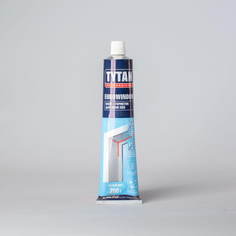 Купить Клей-герметик для окон ПВХ Tytan, 200 гр, Tytan Professional, Белый