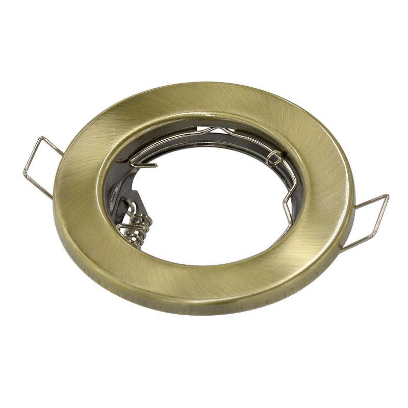 Точечный светильник FT9210 SB бронза Ambrella