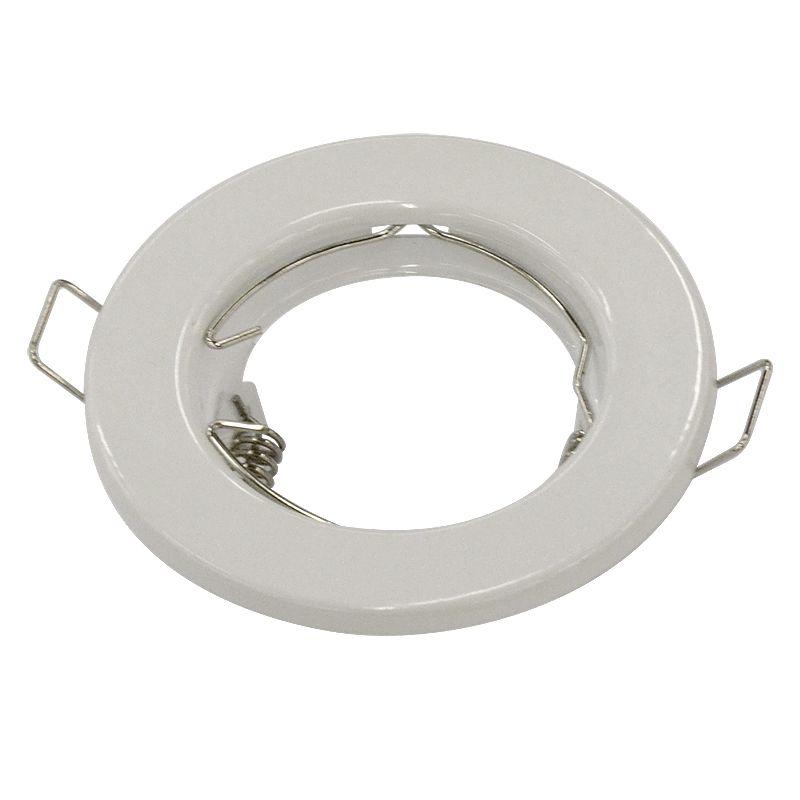 Точечный светильник FT9210 WH белый Ambrella