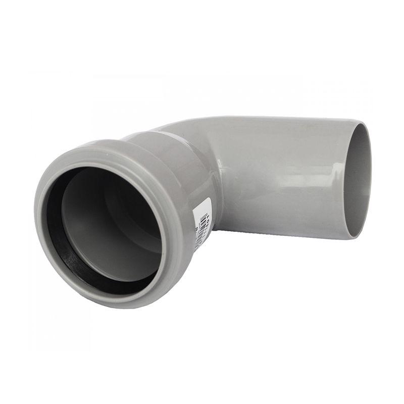 Отвод канализационный Ostendorf 32 87°Отвод предназначен для создания поворота внутренней канализационной системы из труб диаметром 32 мм. Обеспечивает поворот системы на 87?.<br>Состав: полипропилен.<br>Производитель: Германия.<br>Технические характеристики<br>Рабочая температура: кратковременно до +95?С.<br>Рабочее давление соединений: до 1 атмосферы.<br>Тип канализации: Внутренняя; Материал: Полипропилен; Диаметр: 32 мм; Угол поворота: 87 °; Максимальная температура рабочей среды: + 95 °C; Бренд: Ostendorf; Страна производитель: Россия;