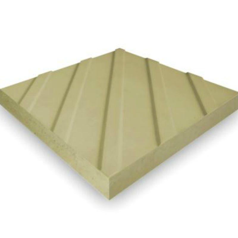 Плитка тактильная диагональный риф 300х300х50 мм, желтая<br>Назначение: Пешая зона; Длина: 300 мм; Ширина: 300 мм; Толщина: 50 мм; Цвет: Желтый; Вид поверхности: Диагональный риф; Способ производства: Вибролитье; Материал: Бетон; Прочность при сжатие: 392,9 кг/см?; Морозостойкость: F 200-300; Истираемость: 0,6 г/см?; Водопоглощение: 4 %; Вес: 7,2 кг; Количество в упаковке: 110 шт; Количество кв.м в упаковке: 15 м?; Производитель: ЭКО-плит; Страна производитель: Россия;
