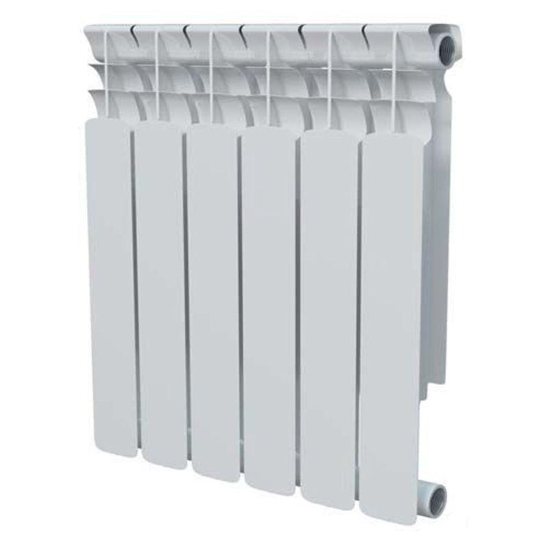 Купить со скидкой Радиатор биметаллический EVOLUTION EvB500 4 секции