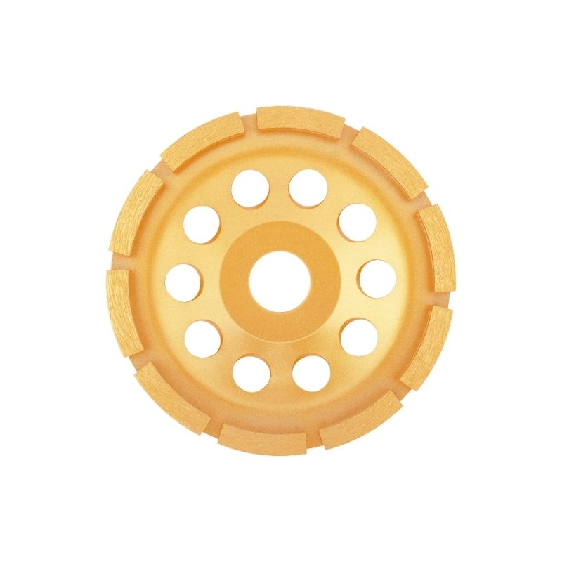 Чашка алмазная по бетону однорядная 125х22,2 мм<br>Бренд: Matrix; Тип чашки: Однорядная; Наружный диаметр: 125 мм; Посадочный диаметр: 22,2 мм; Родина бренда: Германия; Страна производитель: Китай; Вес: 0,4 кг;