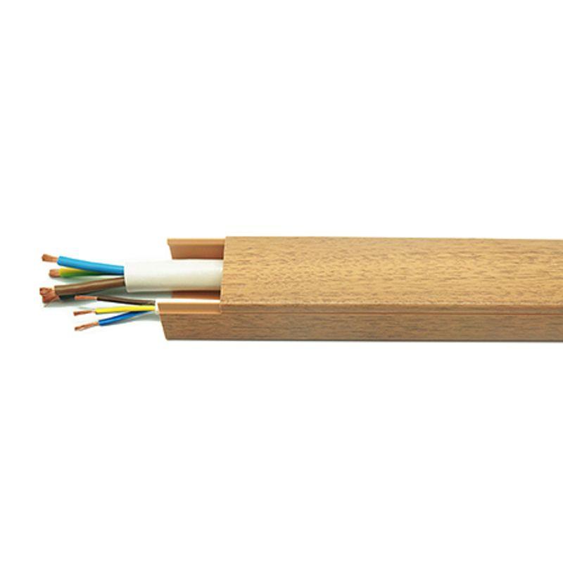 Кабель-канал 12x12 св. орех (2м)<br>Страна производитель: Россия; Бренд: T-PLAST; Цвет производителя: Светлый орех; Способ монтажа: Открытый; Цвет: Бежевый; Объект применения: Стена; Тип: Парапетный; Материал: Пвх; Стилизация: Дерево; Высота: 12 мм; Ширина: 12 мм; Длина: 2000 мм; Степень защиты: IP 40; Температура эксплуатации: От -25°С до +60°С °C;