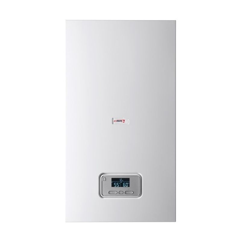 Котел газовый настенный Protherm Пантера 25 KTVКотел настенный газовый Protherm Пантера 25 KTV<br><br>Protherm Пантера 25 KTV &amp;ndash; газовый котел для крепления на&amp;nbsp;стенe&amp;nbsp;(c двумя контурами нагрева теплоносителя, с закрытой камерой сгорания, мощность &amp;ndash; 25 кВт, габариты &amp;ndash; (ВхШхГ, в мм) - 800х440х338, вес &amp;ndash; 41 кг (без воды), расход газа &amp;ndash; 2,84 -3,44 м3/час, D дымохода &amp;ndash; 60/100 мм).<br><br>НАЗНАЧЕНИЕ:<br><br>Проточный подогрев воды для бытового использования в квартирах, офисах;<br>Отопление и ГВС коттеджей, дач, загородных домов.<br><br>ПРЕИМУЩЕСТВА:<br><br>Экономичен (питание от электросети в 220В, расход электроэнергии&amp;nbsp;&amp;nbsp;&amp;ndash;145 Вт);<br>Позволяет снабжать горячей водой и отапливать помещение до 250 м2;<br>Надежность и долговечность обеспечивают композитный&amp;nbsp;гидроблок, теплообменники: из меди и из нержавеющей стали, стальная хромированная горелка;<br>Принудительная циркуляция воды за счет вмонтированного насоса;<br>Возможность работы котла на природном или сжиженном газе;<br>Котел Protherm Пантера 25 KTV оснащен газовым&amp;nbsp;пневмоклапаном&amp;nbsp;SIT (снижает уровень шума до 50дБ);<br>Встроенная система безопасности извещает (выводит на дисплей) о перегреве/замерзании агрегатов, изменении давления в путях выведения продуктов сгорания, контролирует поток пламени, защищает&amp;nbsp;&amp;nbsp;насос от заклинивания; в котел вмонтирован датчик низкого давления, тяги воздуха, предохранительный клапан, тепловой предохранитель;<br>Шина eBus расширяет коммуникационные и технические возможности котла (подключение термостатов, регуляторов Exacontrol, Exabasic, а также беспроводных систем управления);<br>Удобное управление отопительной системой (на корпусе расположено реле главного выключения, кнопки регулировки температуры, кнопка &amp;laquo;MODE&amp;raquo;, &amp;laquo;RESET&amp;raquo;; на&amp;nbsp;жидко-кристалический&amp;nbsp;экран выводятся показания температуры, реж